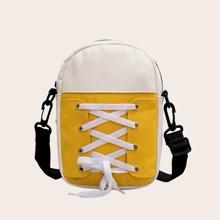 Shoes Design Crossbody Bag