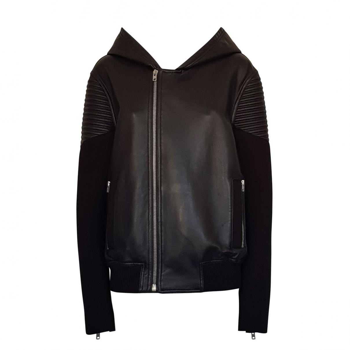 Cazadora de Cuero Givenchy