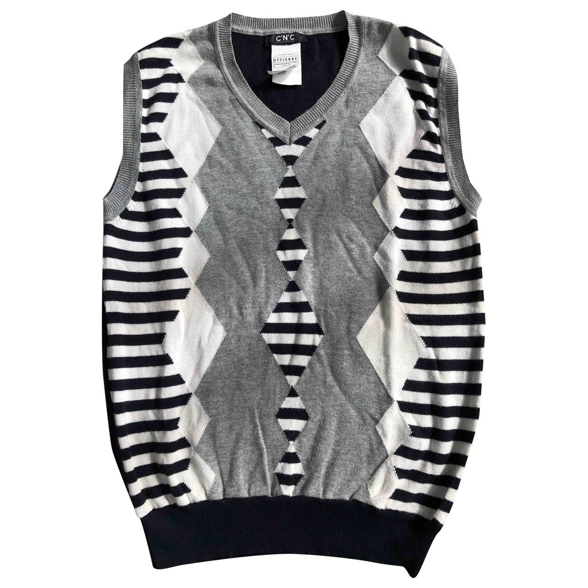Costume National \N Multicolour Cotton Knitwear & Sweatshirts for Men S International