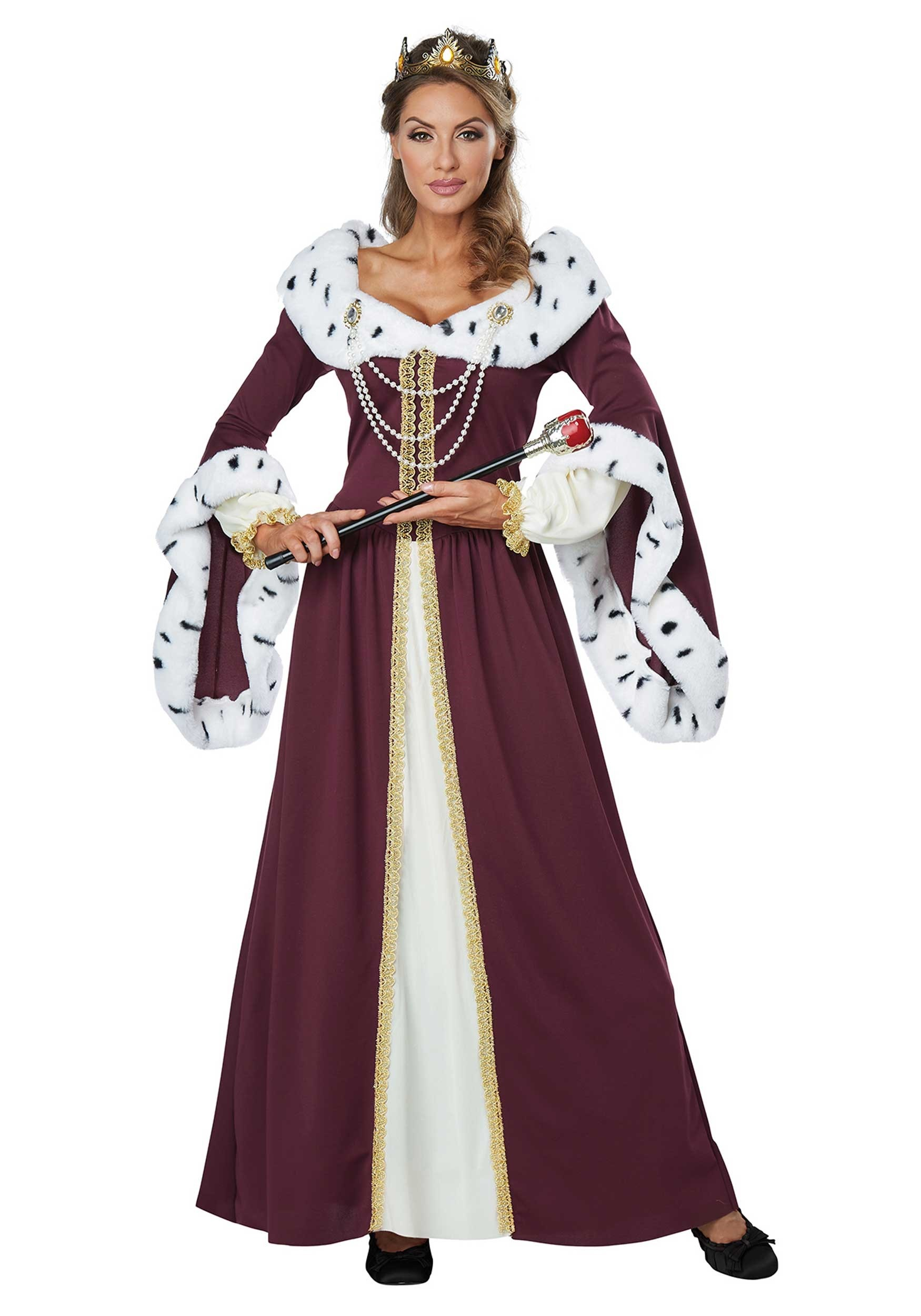 Royal Queen Costume for Women
