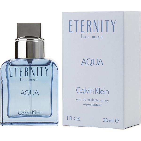 Calvin Klein - Eternity Aqua : Eau de Toilette Spray 1 Oz / 30 ml