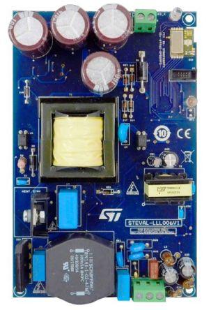 STMicroelectronics STEVAL-LLL006V1, Smart LED Driver LED Driver Smart LED Driver for Outdoor Street Lighting