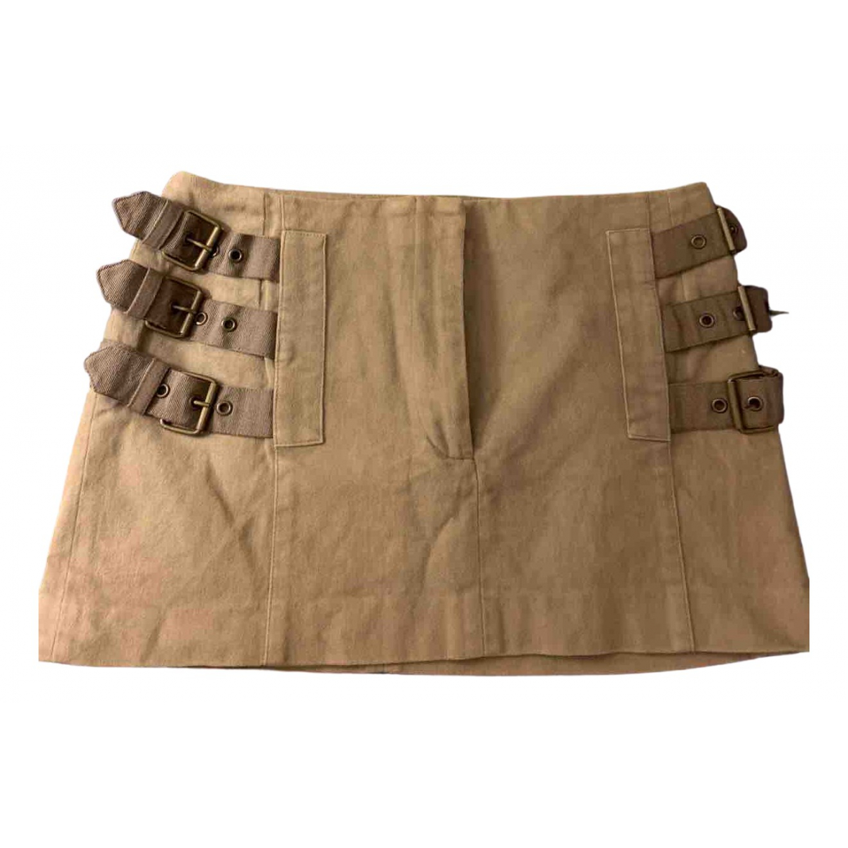 Costume National \N Cotton skirt for Women 42 IT