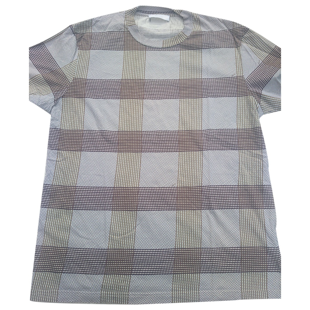 Prada \N Brown Cotton T-shirts for Men L International