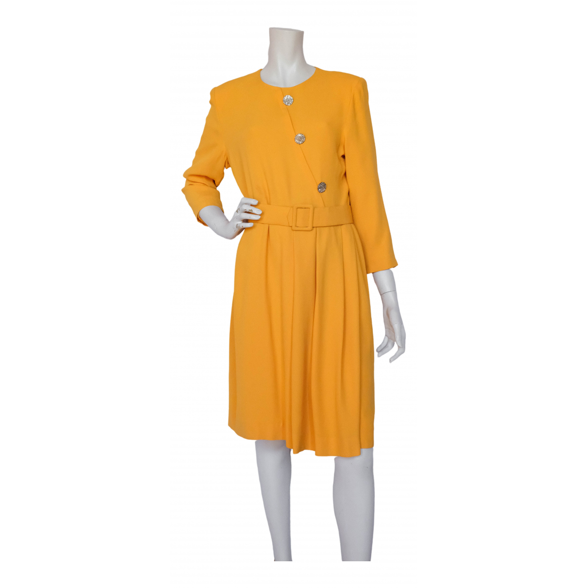 Givenchy - Robe   pour femme - jaune