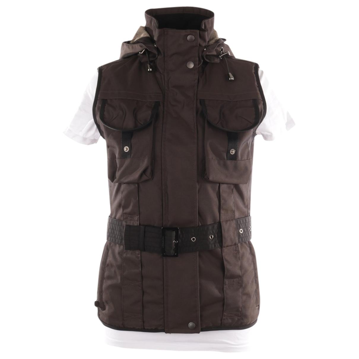Autre Marque \N Brown jacket for Women XS International