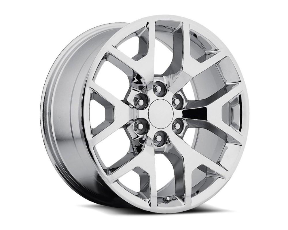 OE Revolution G04-2410655+31C G-04 Wheel 24x10 6x139.7 31mm Chrome