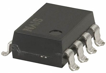Panasonic 0.12 A DPNO Solid State Relay, AC/DC, Surface Mount, PhotoMOS, 350 V Maximum Load