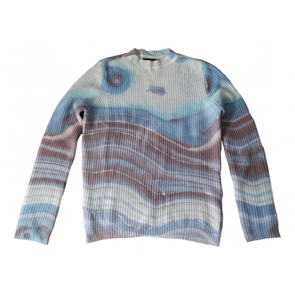 Amiri N Blue Wool Knitwear & Sweatshirts for Men S International