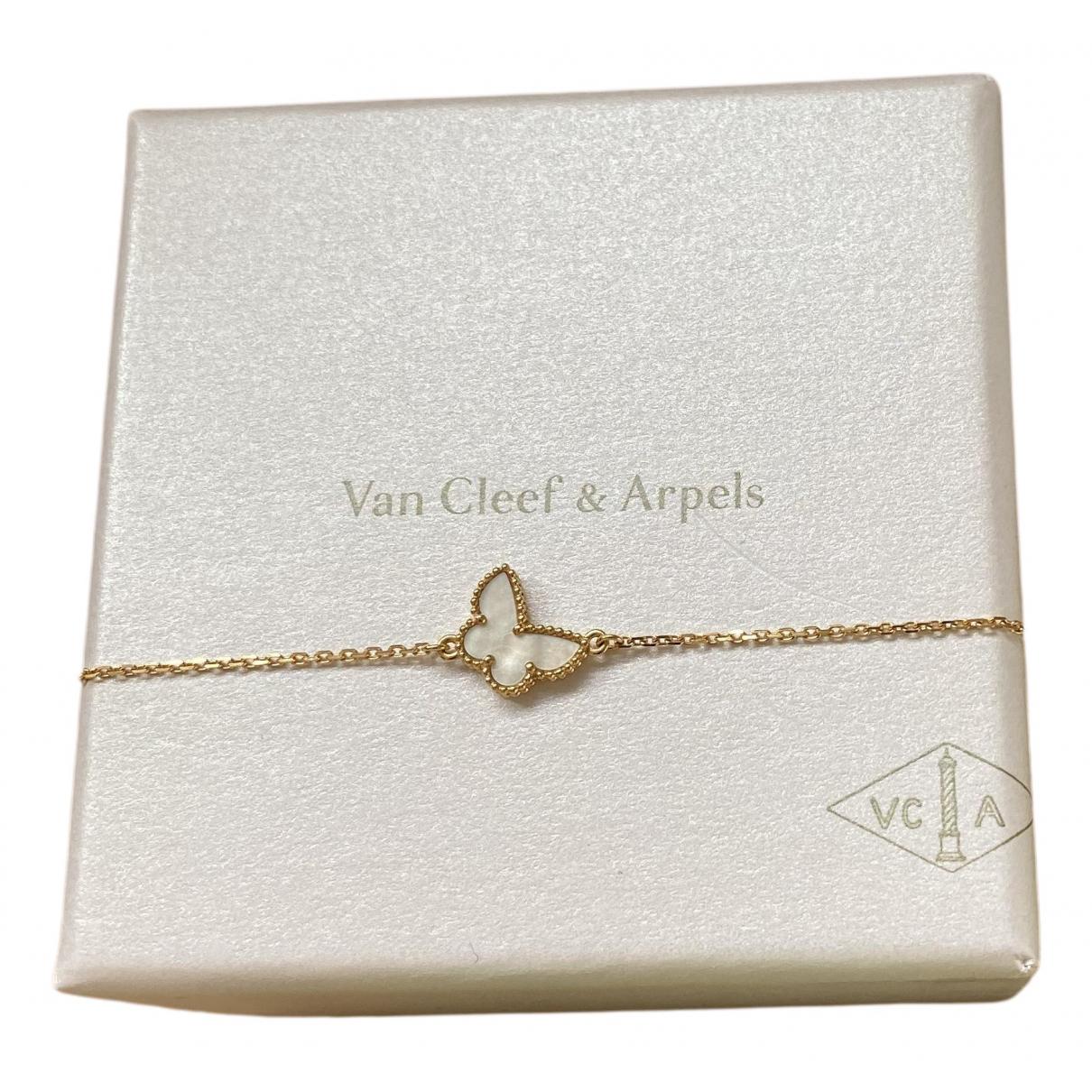 Van Cleef & Arpels - Bracelet   pour femme en chaine - dore
