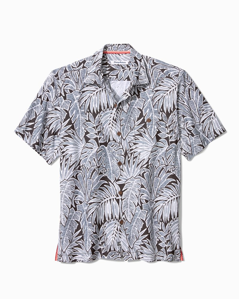 Coconut Point Fronds Camp Shirt