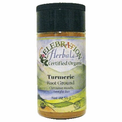 Turmeric Ground 50 grams by Celebration Herbals