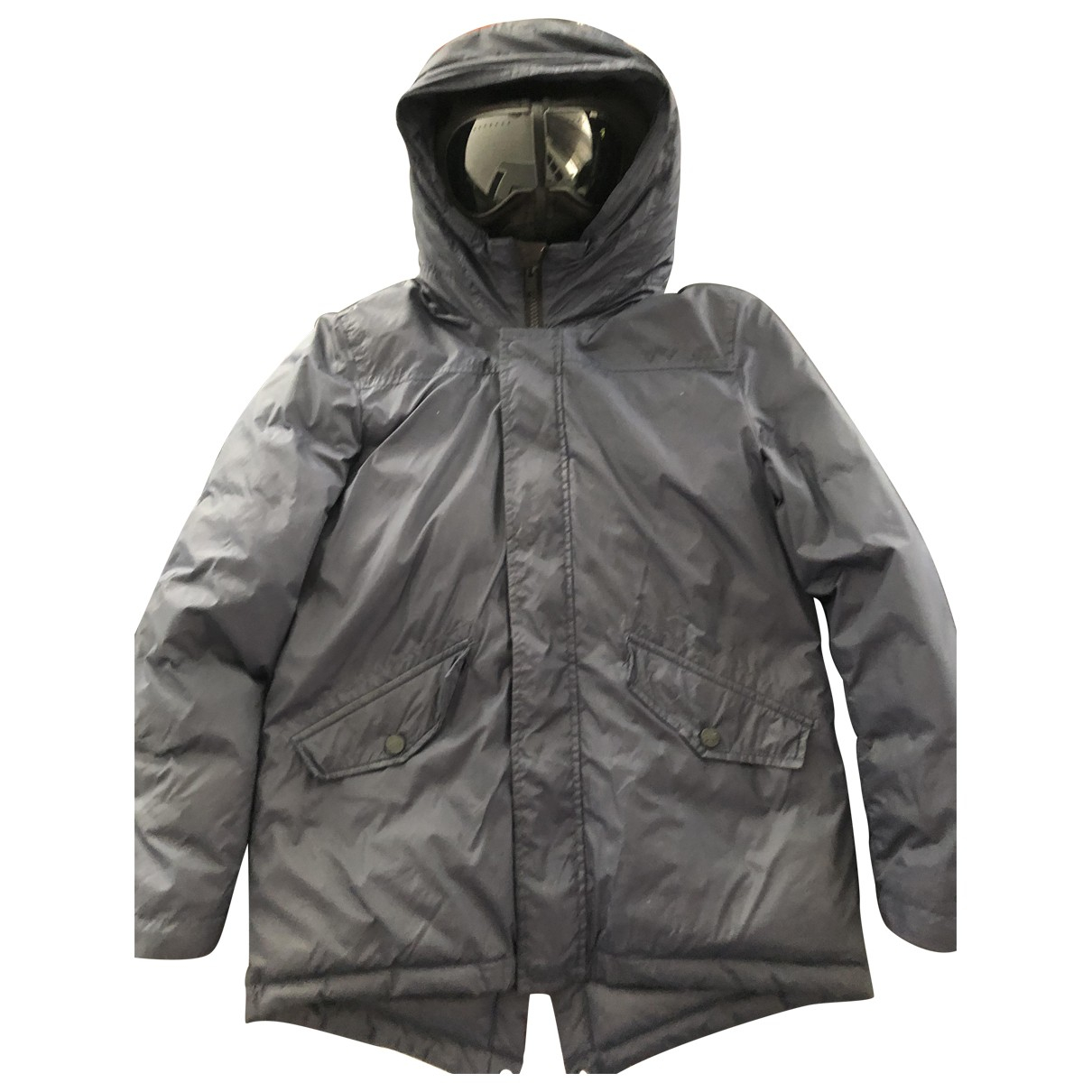 Ai Riders On The Storm \N Blue jacket & coat for Kids 12 years - XS FR