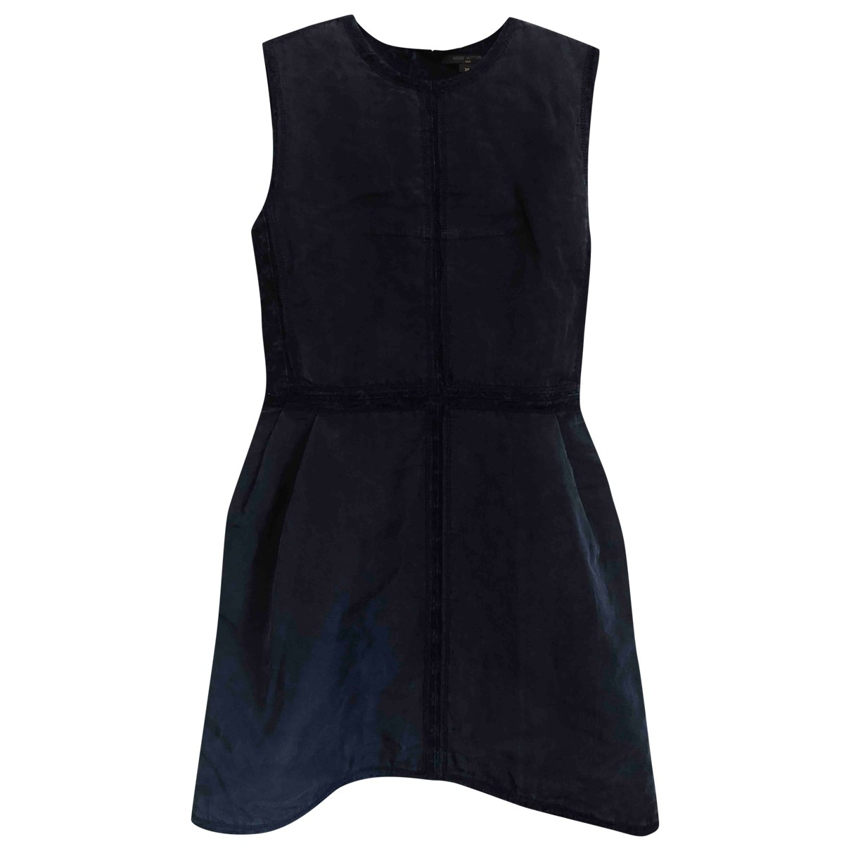 Louis Vuitton \N Silk dress for Women 38 FR