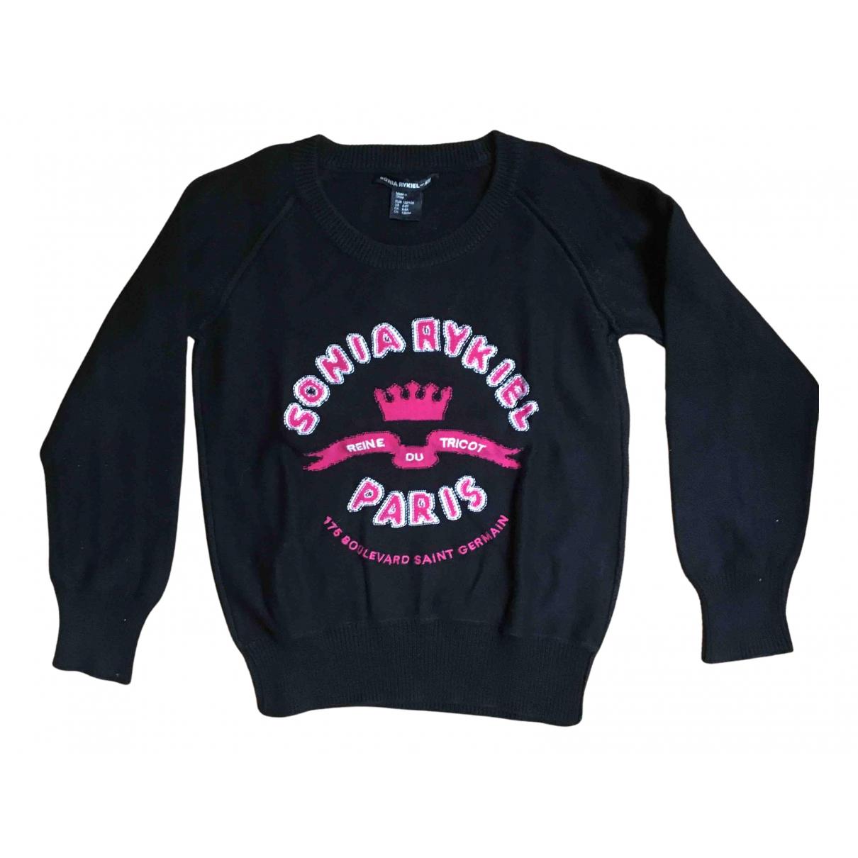 Sonia Rykiel Pour H&m - Pull   pour enfant en coton - noir
