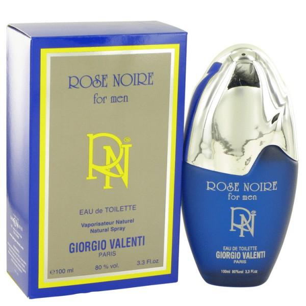 Rose Noire - Giorgio Valenti Eau de toilette en espray 100 ML