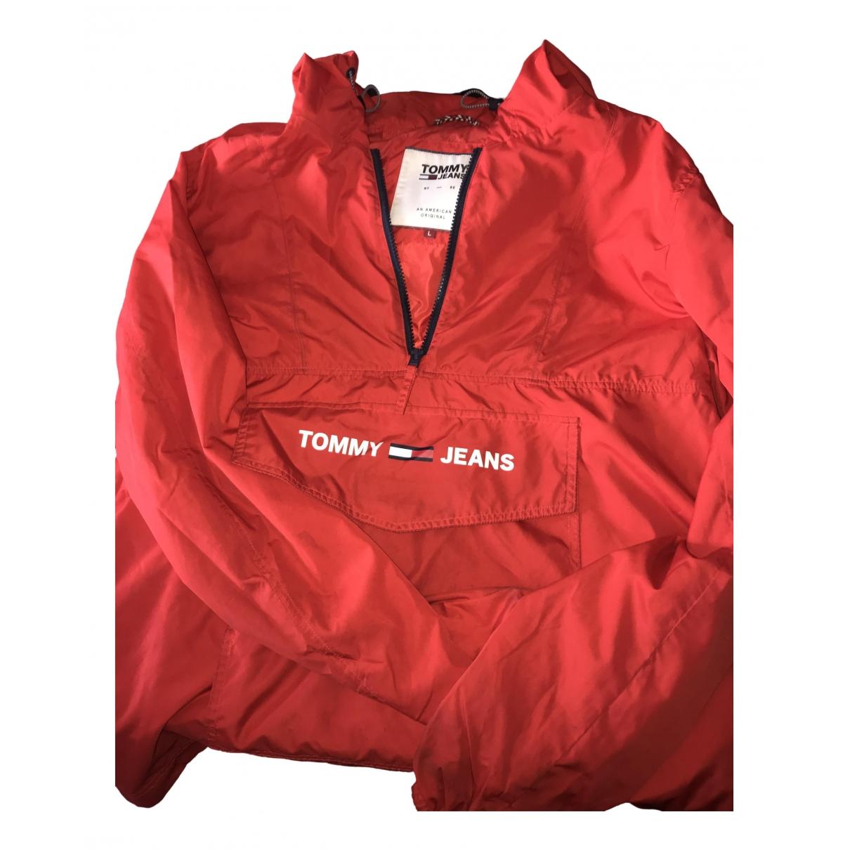 Tommy Hilfiger \N Red jacket for Women L International