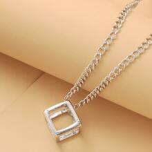 Halskette mit Hohle