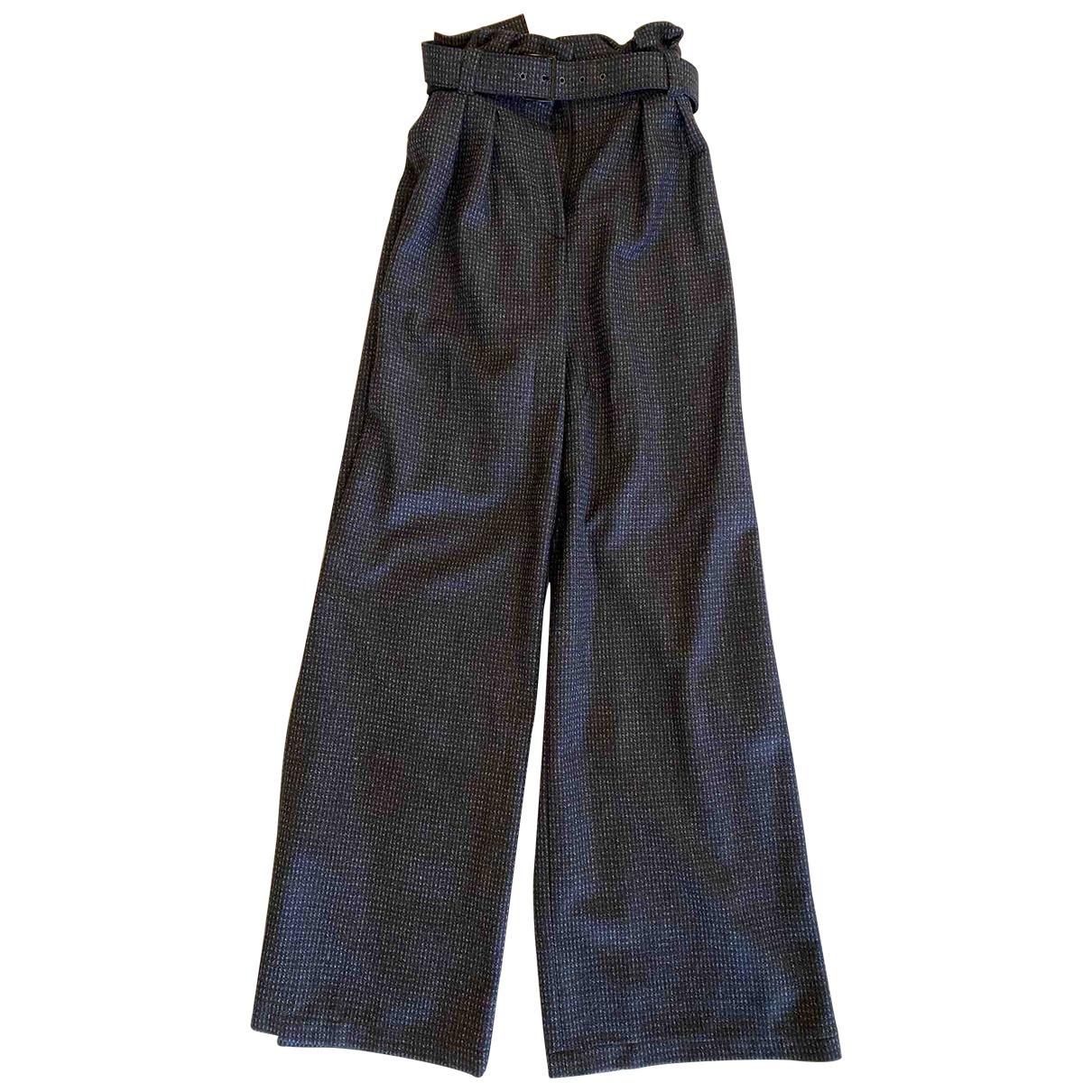 Pantalon de Lana Bally