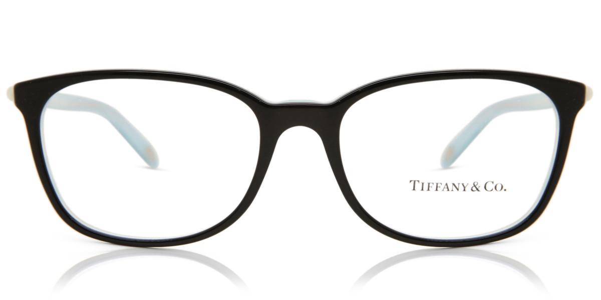 Tiffany & Co. TF2109HB 8193 Women's Glasses Black Size 51 - Free Lenses - HSA/FSA Insurance - Blue Light Block Available
