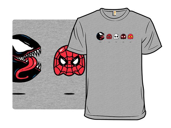 Pac-symbiote T Shirt