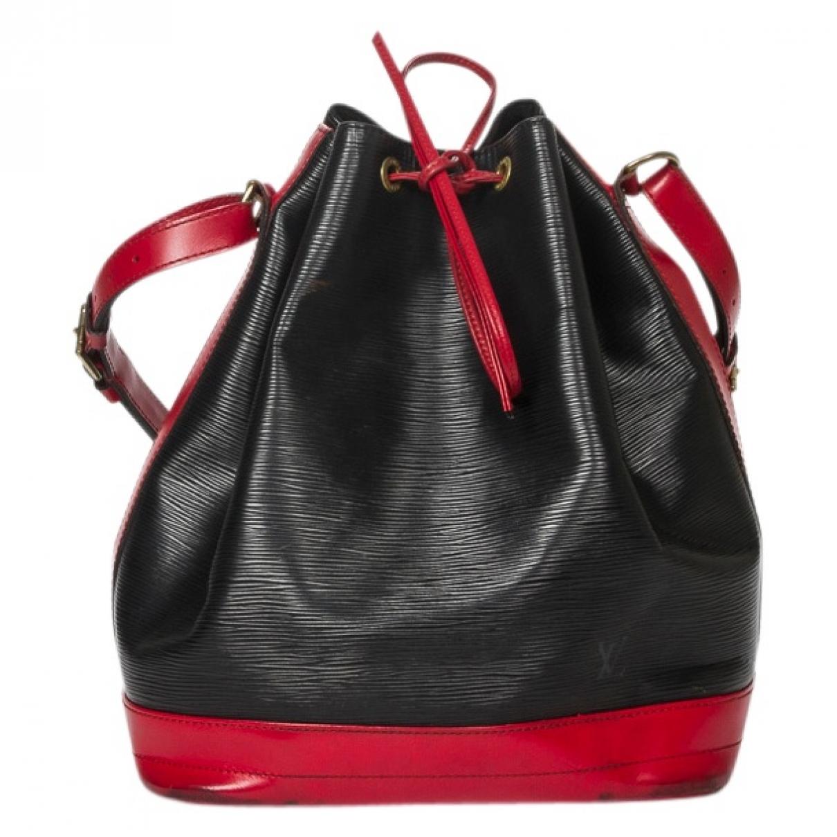 Louis Vuitton Noe Handtasche in  Schwarz Leder