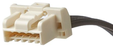 Molex CLIK-Mate 15135 Series Number Wire to Board Cable Assembly 1 Row, 5 Way 1 Row 5 Way, 300mm (50)