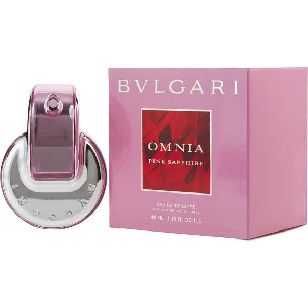 Omnia Pink Sapphire - Bvlgari Eau de Toilette Spray 40 ML