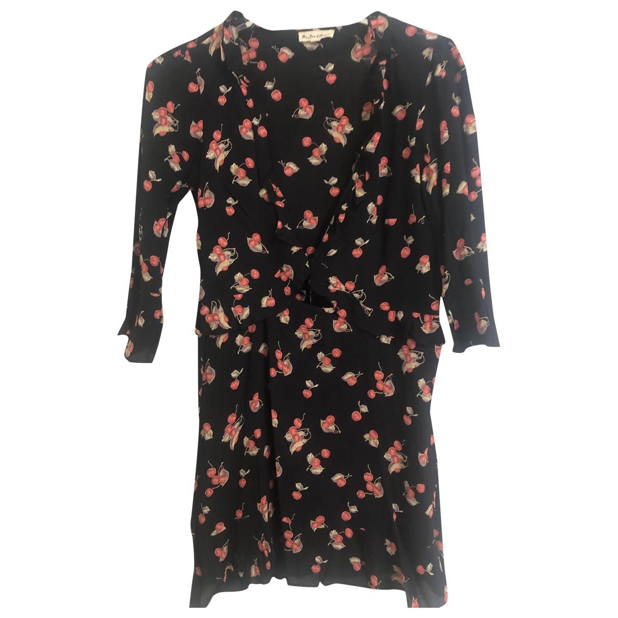 For Love & Lemons - Robe   pour femme en soie - multicolore