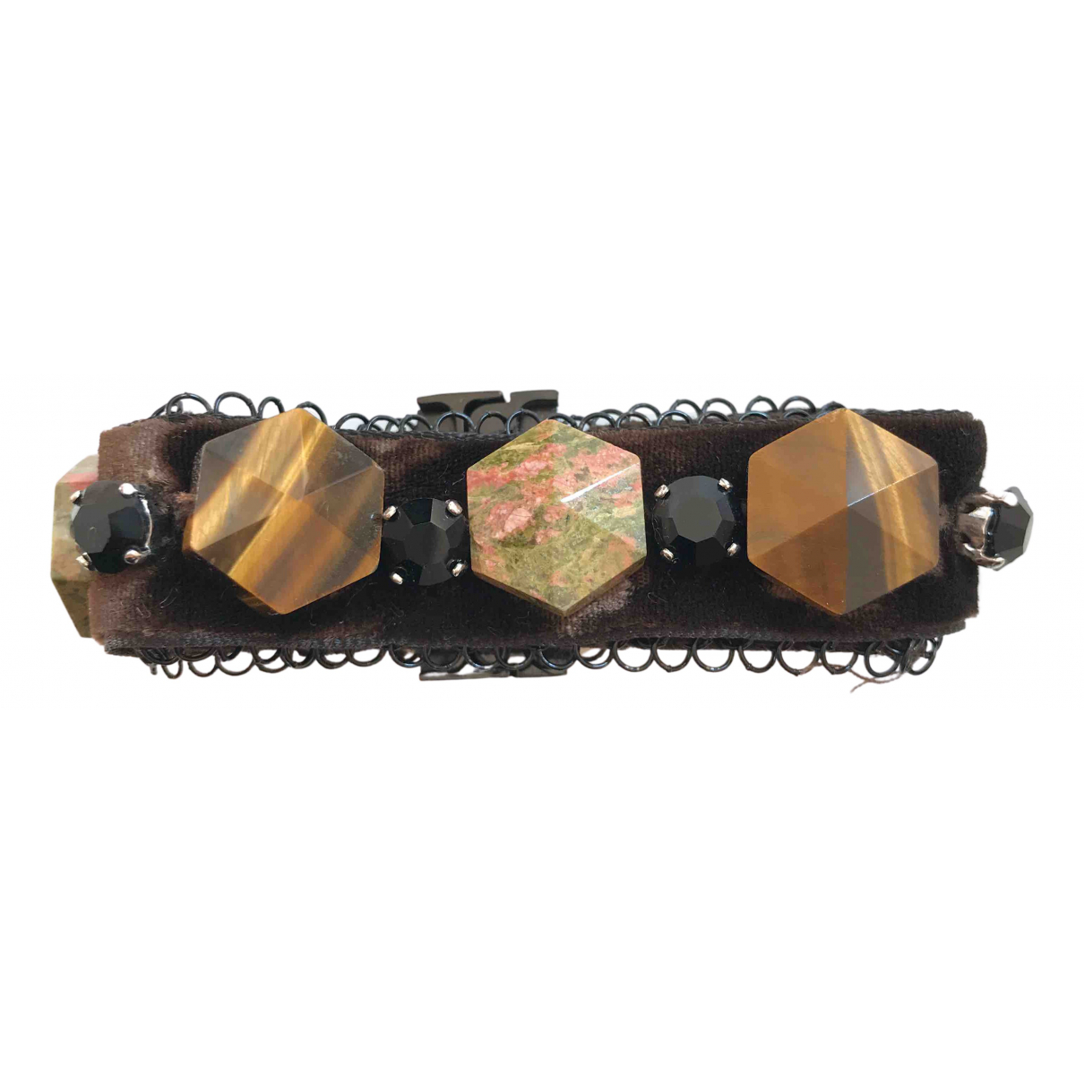 Louis Vuitton - Bracelet   pour femme en autre - multicolore