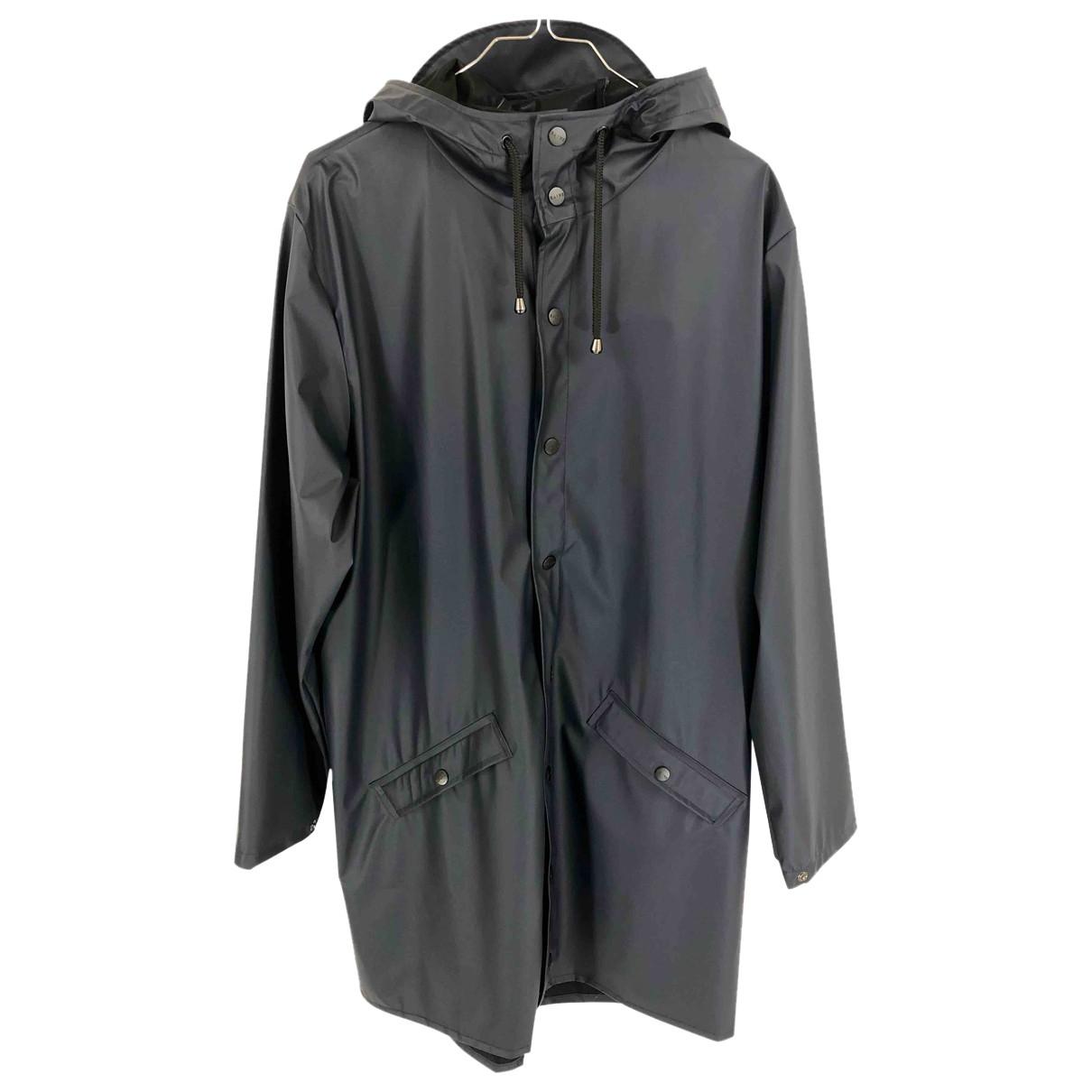 Rains - Manteau   pour homme - bleu