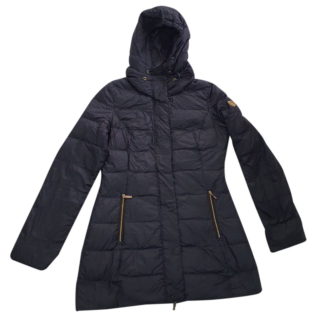 Emporio Armani \N Blue coat for Women S International