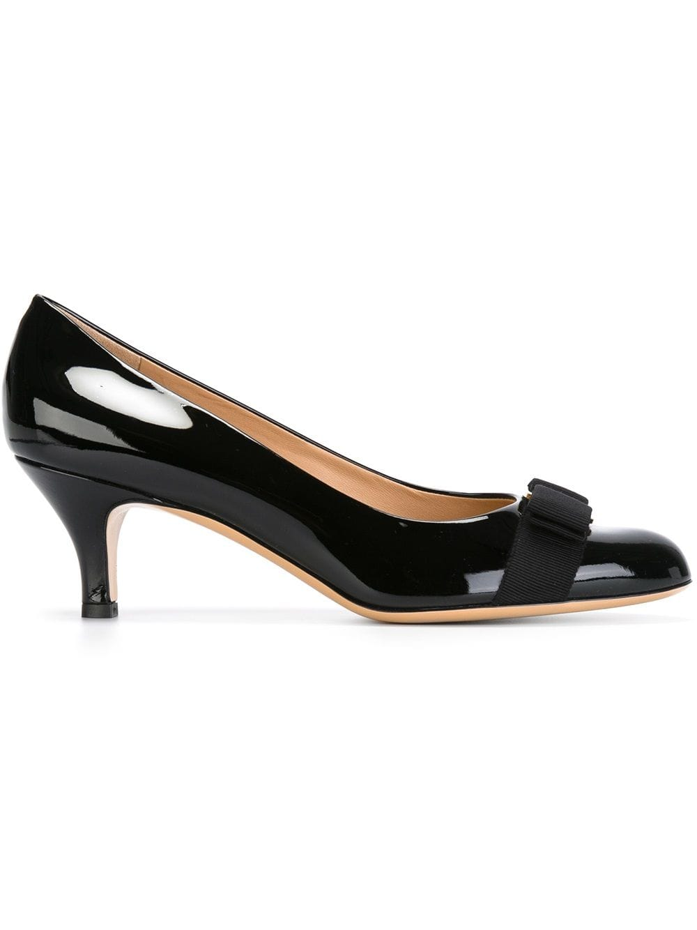 Carla Leather Pumps