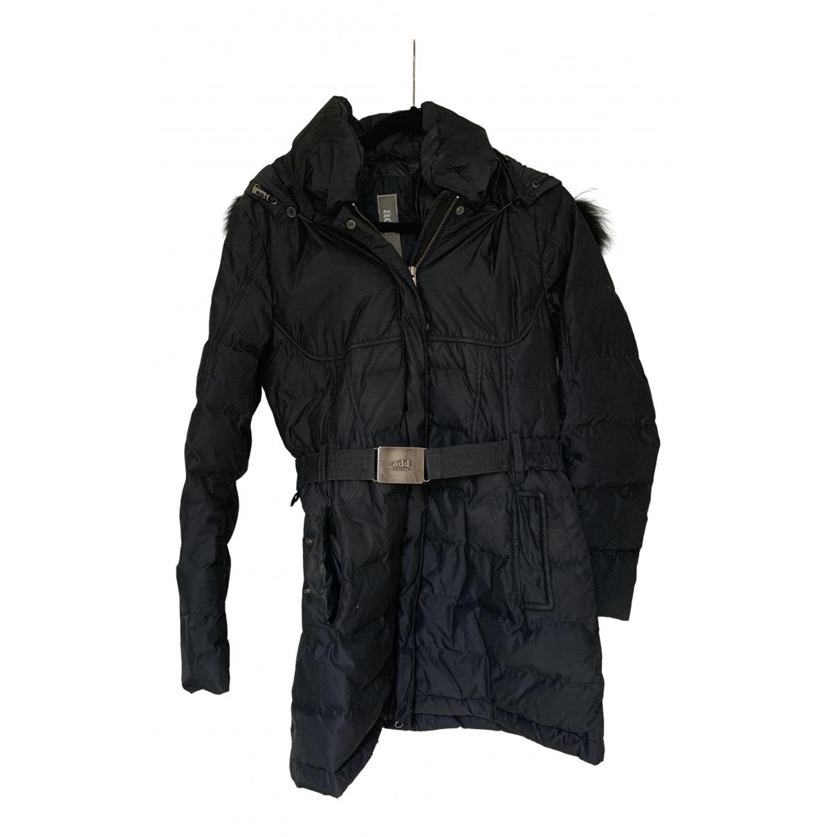 Add - Manteau   pour femme - bleu