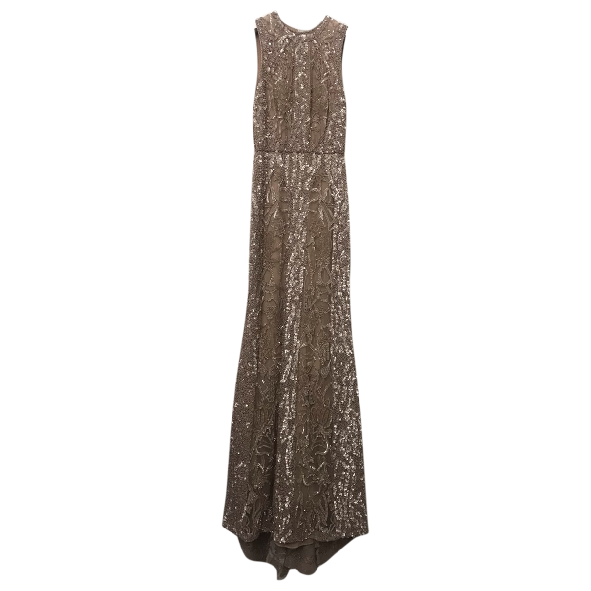 Elie Saab \N Beige dress for Women 36 FR