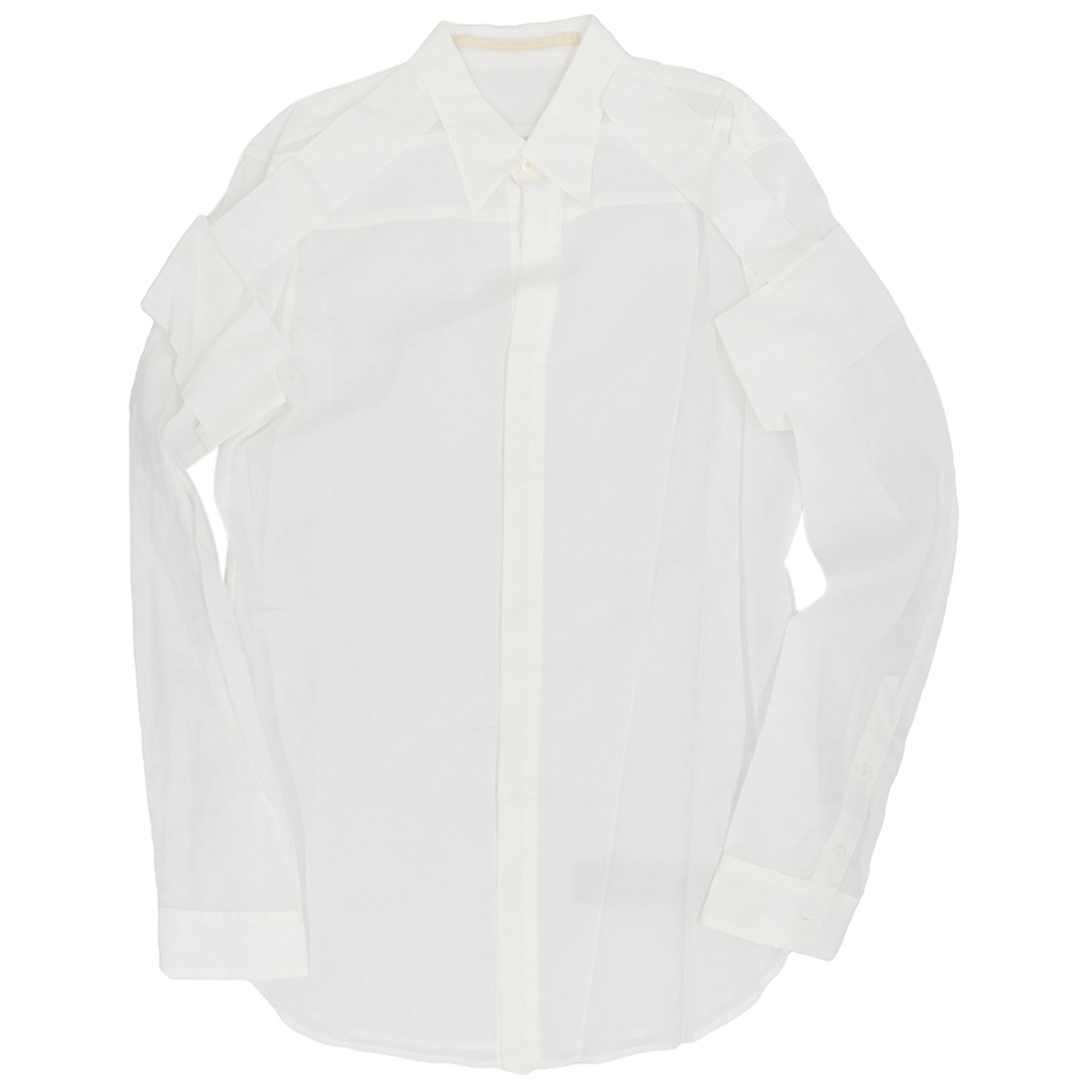 Julius 7 \N T-Shirts Weiss