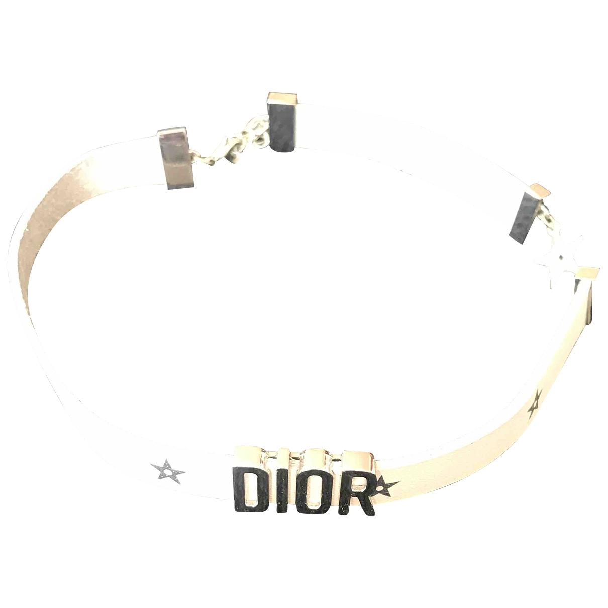 Collar Dio(r)evolution de Cuero Dior