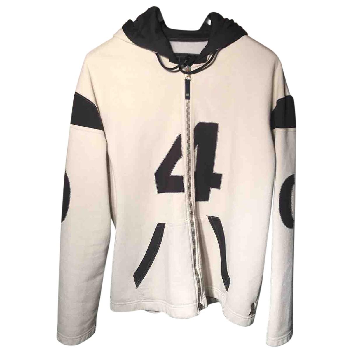 Armani Jeans \N Pullover.Westen.Sweatshirts  Grau