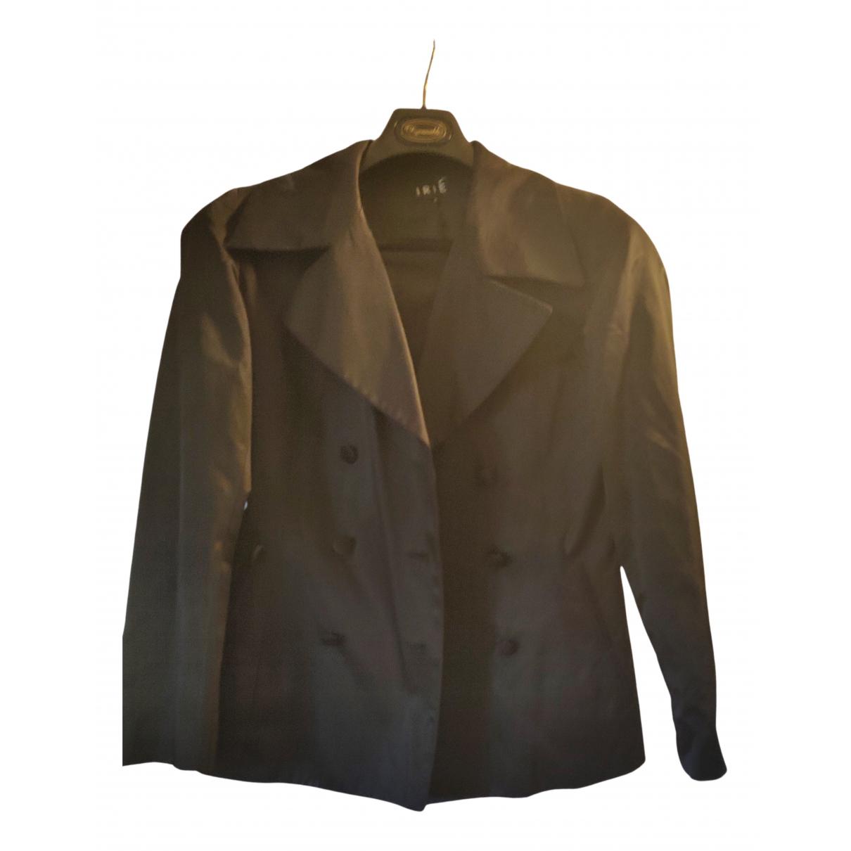 Irie - Veste   pour femme en coton - noir