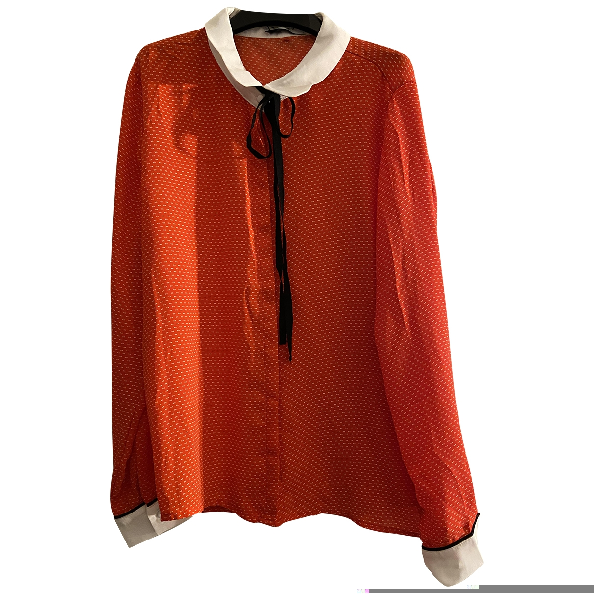 Non Signé / Unsigned \N Red  top for Women L International