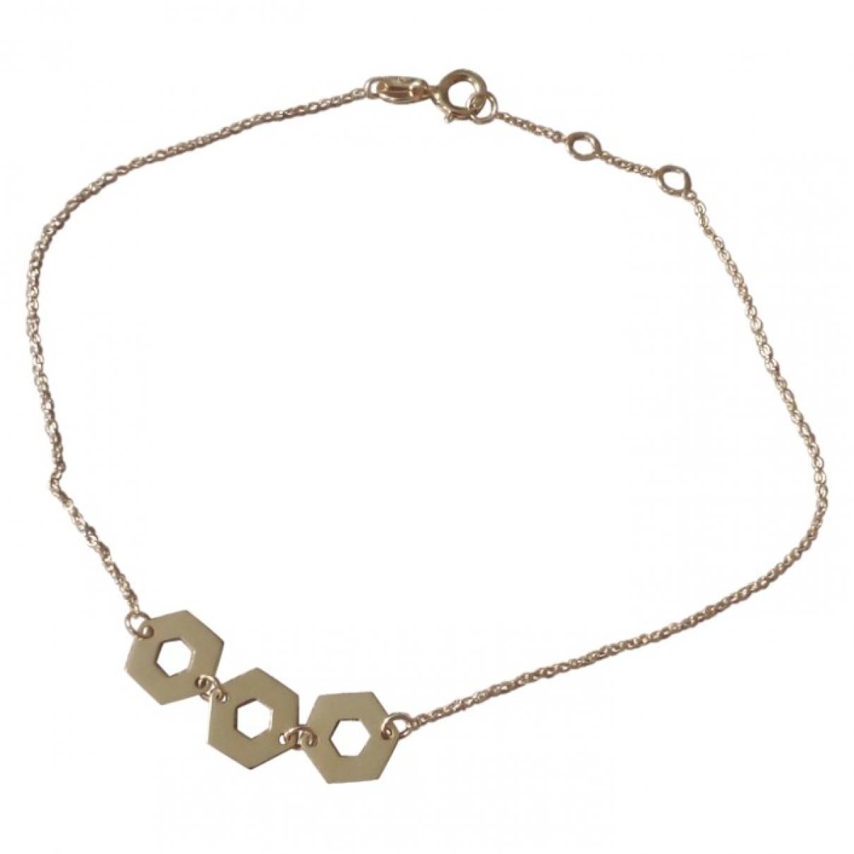 Pulsera Chaines de Oro amarillo Non Signe / Unsigned