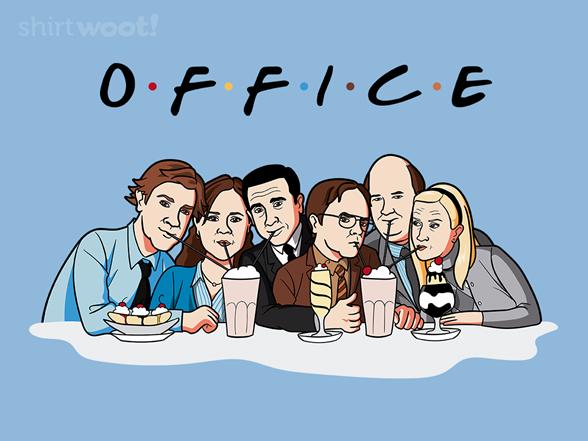 Work Friends T Shirt