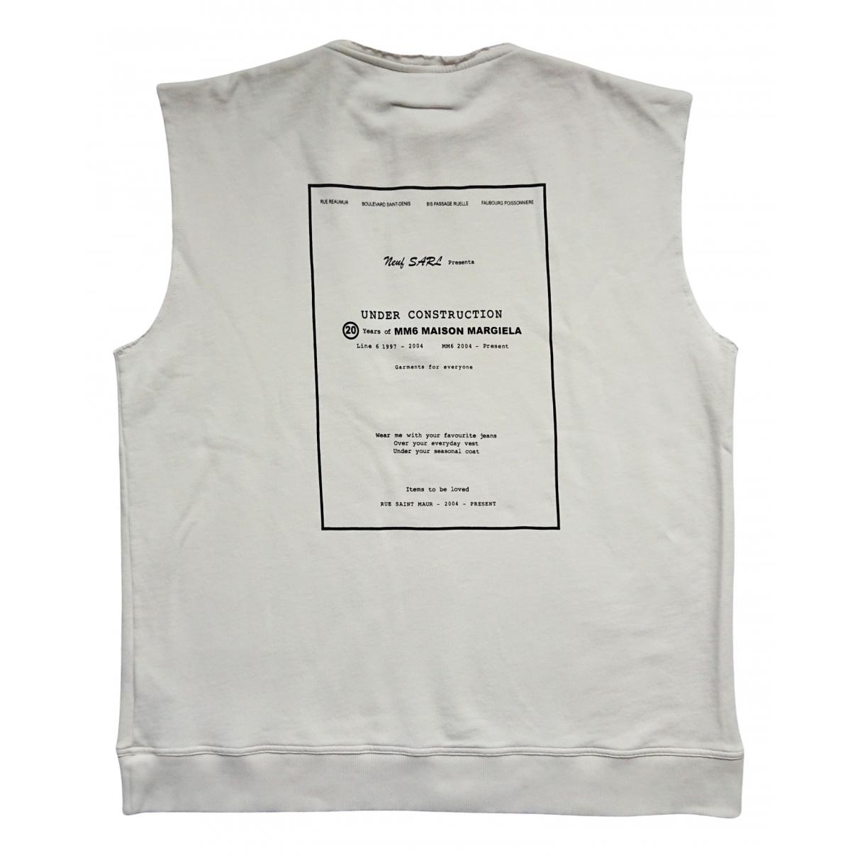 Camiseta sin mangas Mm6