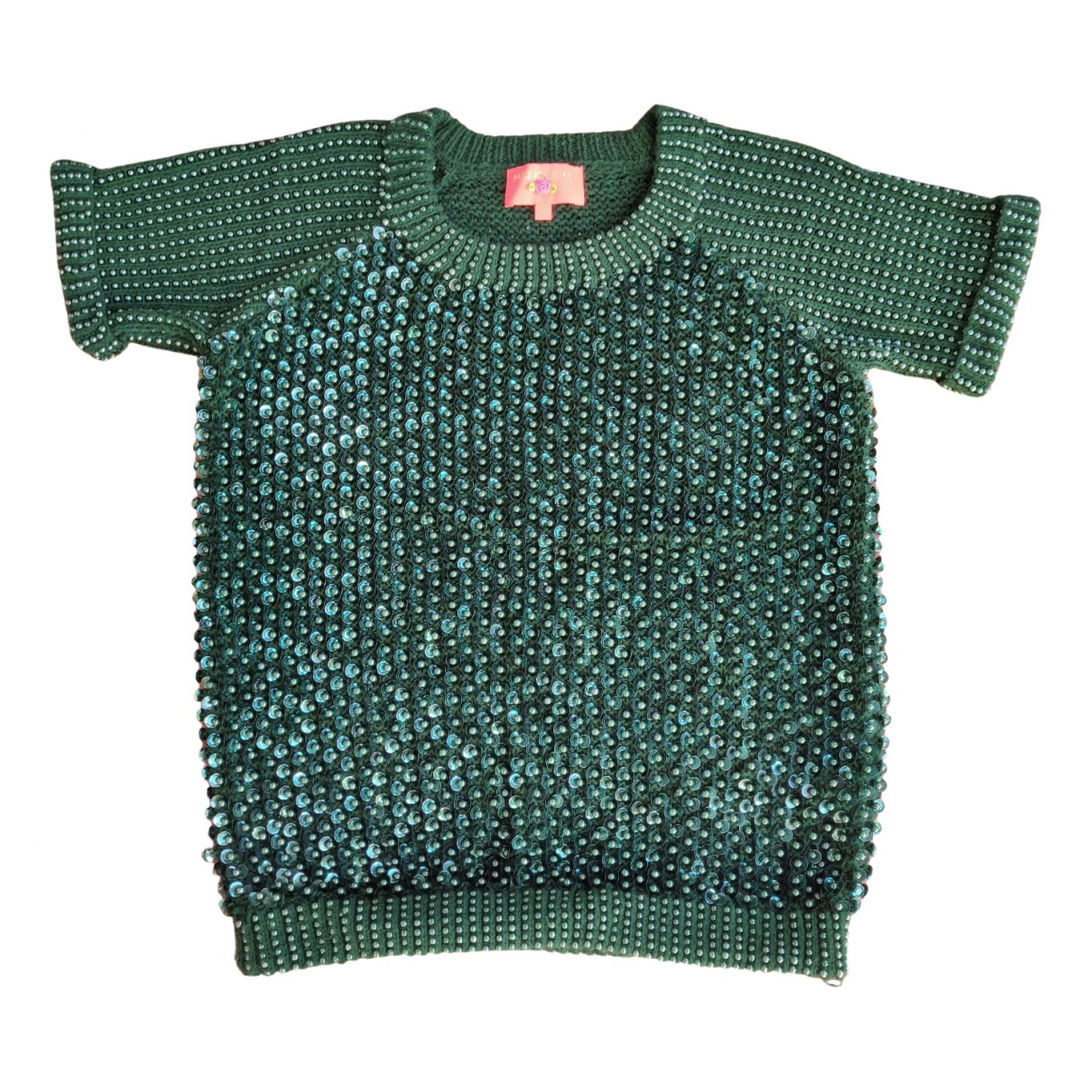 Manoush N Green Knitwear for Women 38 FR