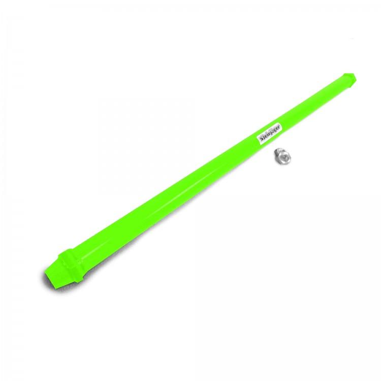 Steinjager J0045823 Drag Link Wrangler YJ 1987-1995 Chrome Moly Neon Green