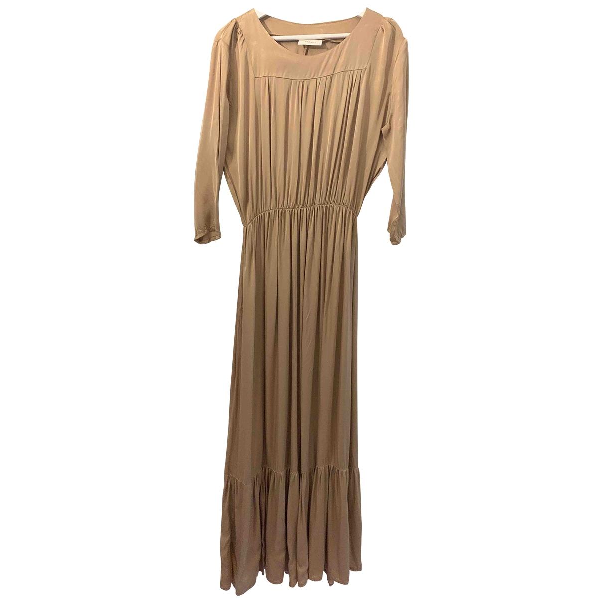 Vicolo - Robe   pour femme - dore