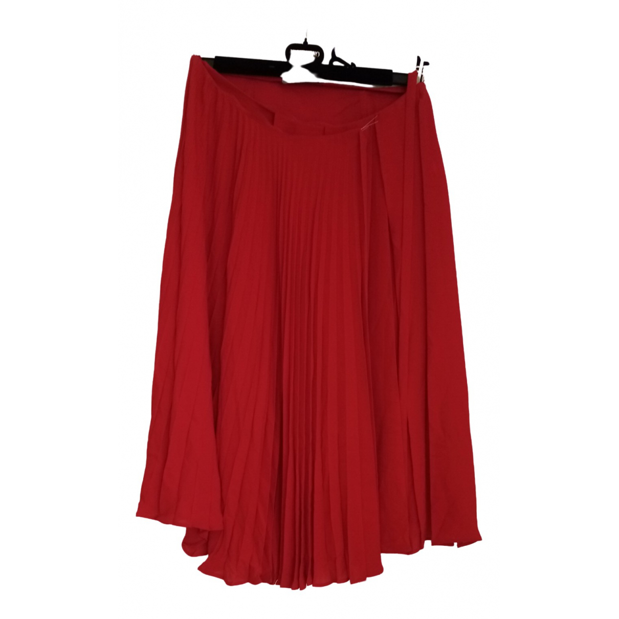 Valentino Garavani \N Red skirt for Women 42 FR