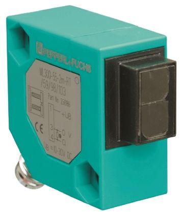 Pepperl + Fuchs ML300 Photoelectric Sensor Retroreflective 0 → 2 m Detection Range PNP