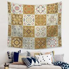 Old-fashioned Pattern Tapestry