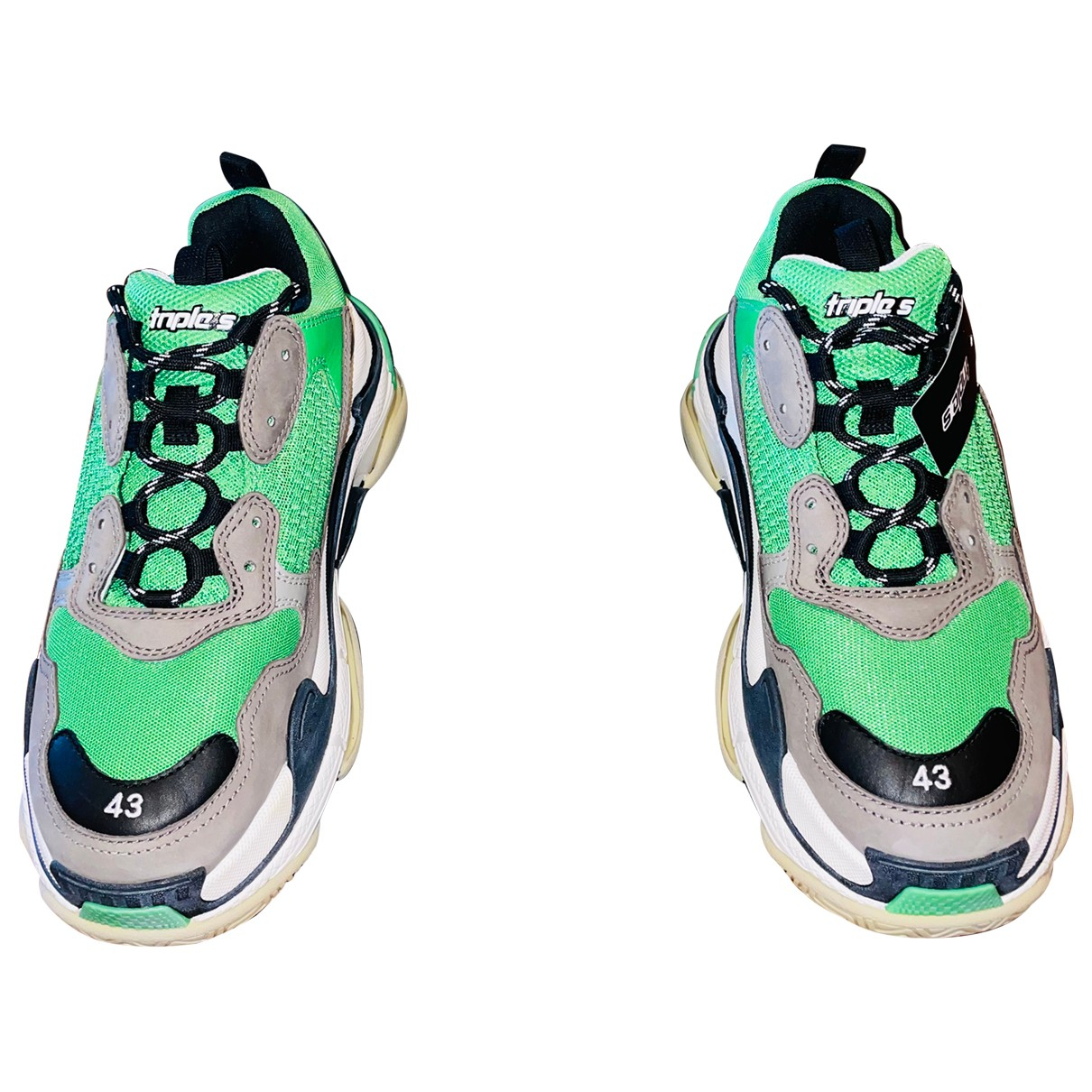 Balenciaga Triple S Sneakers Bunt